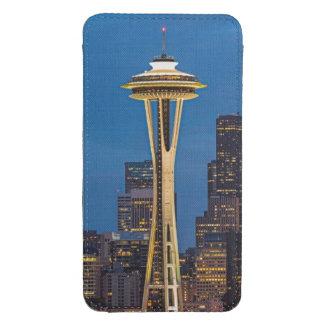 La aguja del espacio y la Seattle céntrica Bolsillo Para Galaxy S4