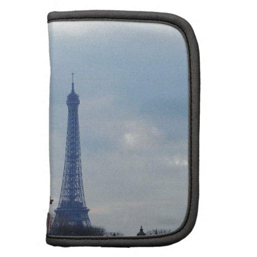 La aguja y la torre Eiffel de Cleopatra Organizador