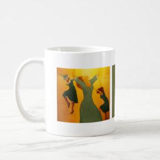 La alabanza es lo que hago 2 taza de café