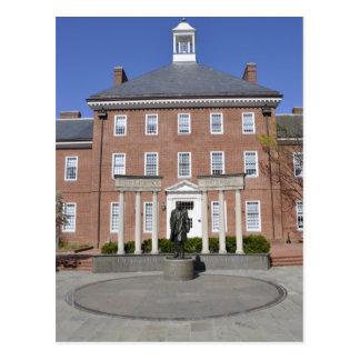 La alameda del abogado, Annapolis, Maryland Postal