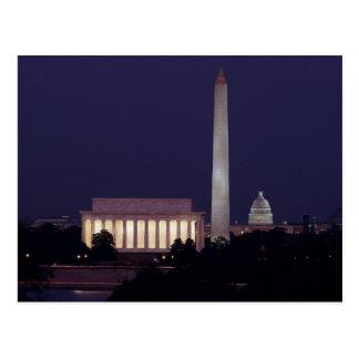 La alameda nacional - Washington DC Postales