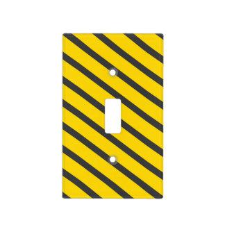 La alarma de la zona de la construcción del tapa para interruptor