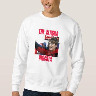 La Alaska Disasta Sudadera