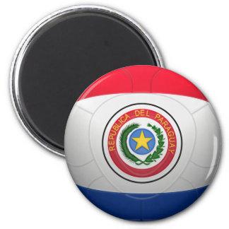 La Albirroja - Paraguay Football Magnet