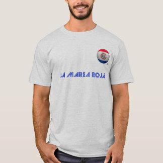 La Albirroja - Paraguay Football T-Shirt