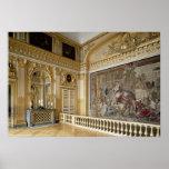 La alcoba de Louis XIV Póster