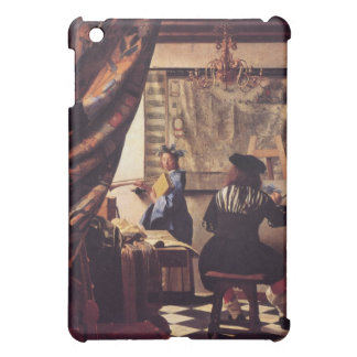 La alegoría de la pintura de Juan Vermeer