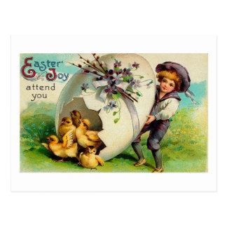 La alegría de mayo Pascua le asiste Postales