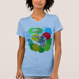 La alegría del color - arte de Patrick Janicke Camisetas