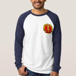 La Alemania Oriental (RDA) Camisas