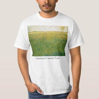 La alfalfa coloca al santo Denis de Jorte Seurat Playera