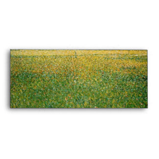 La alfalfa coloca al santo Denis de Jorte Seurat Sobre