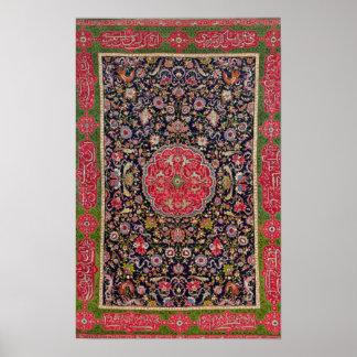 La alfombra que sala, c.1588-98 póster