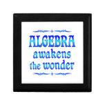 La álgebra despierta caja de regalo