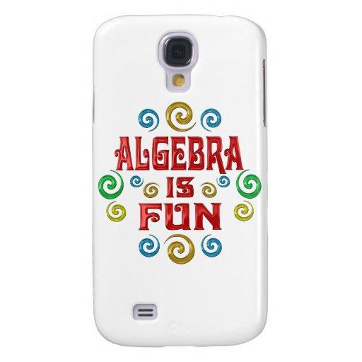 La álgebra es DIVERSIÓN