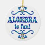 La ÁLGEBRA es diversión Ornamentos De Reyes Magos