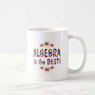 La álgebra es el mejor taza clásica