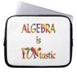 La álgebra es Funtastic Fundas Portátiles