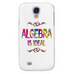 La álgebra es ideal