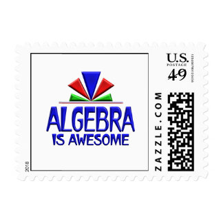 La álgebra es impresionante envio