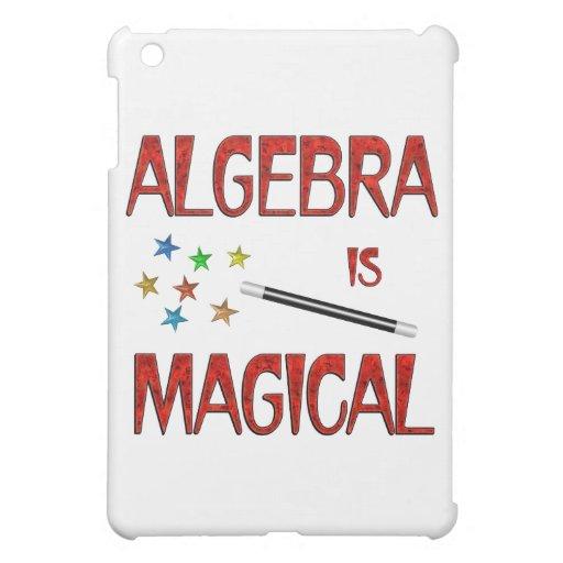 La álgebra es mágica