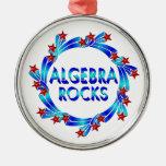 La álgebra oscila la diversión ornamento para reyes magos