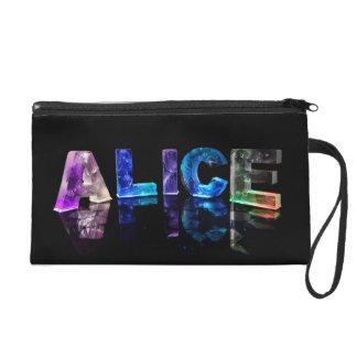 La Alicia conocida en luces