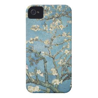 La almendra ramifica en la floración, 1890, iPhone 4 fundas