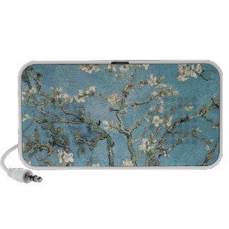 La almendra ramifica en la floración 1890 Vincen iPod Altavoz