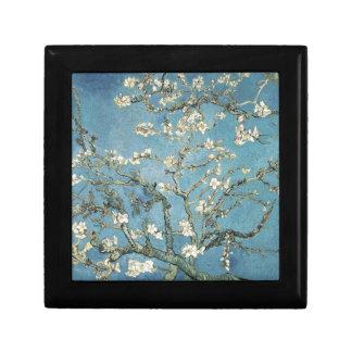 La almendra ramifica en la floración 1890 Vincen Cajas De Joyas