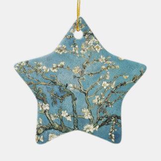 La almendra ramifica en la floración 1890 Vincen Ornaments Para Arbol De Navidad