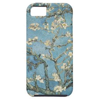 La almendra ramifica en la floración, 1890, Vincen iPhone 5 Carcasas