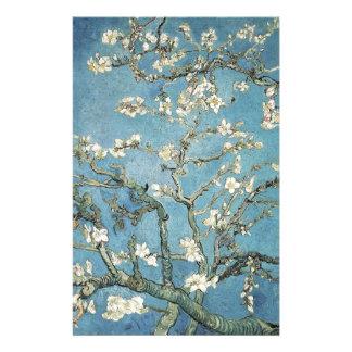 La almendra ramifica en la floración, 1890, Vincen Papeleria Personalizada