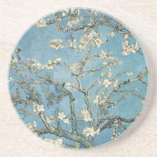 La almendra ramifica en la floración 1890 Vincen Posavasos Para Bebidas
