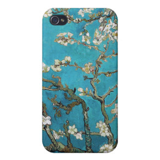 La almendra ramifica en la floración, San Remy, c. iPhone 4 Funda