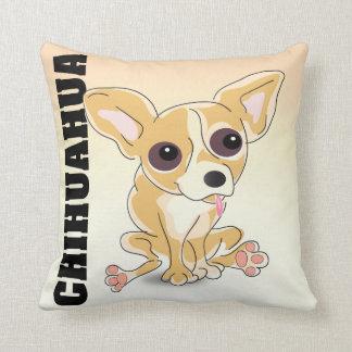 La almohada de la chihuahua