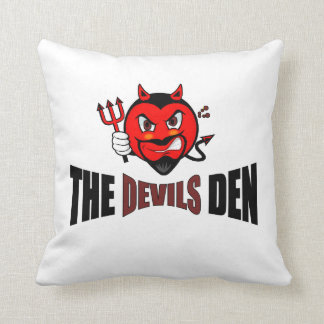 La almohada de la guarida de los diablos