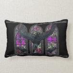 La almohada de tiro decorativa del gótico de los c