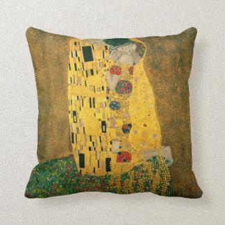 La almohada del beso (Klimt)