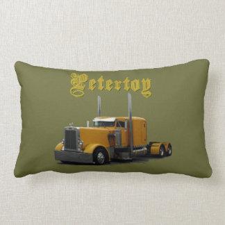 La almohada del camionero de Petertoy Cojín Lumbar