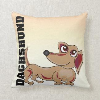 La almohada del Dachshund