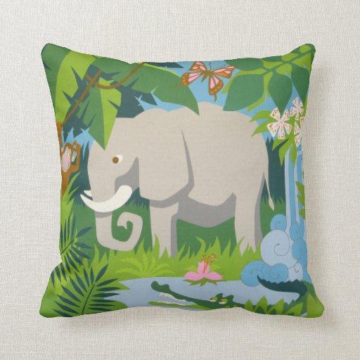 La almohada del elefante
