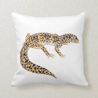 La almohada del lagarto del Gecko del leopardo