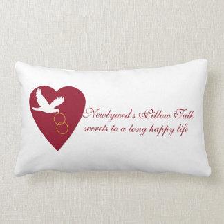 La almohada del recién casado