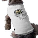 La alquimia de la escritura camisa de mascota