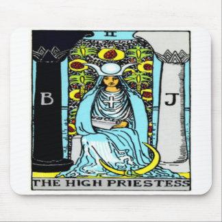 La alta sacerdotisa tapete de raton