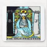 La alta sacerdotisa tapetes de ratón