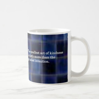 La amabilidad de otras tazas de café