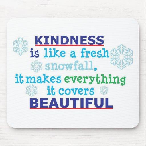 la amabilidad es mousepads