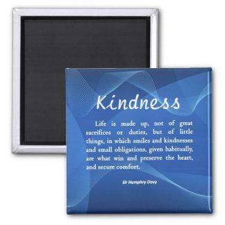 La amabilidad es vida iman
